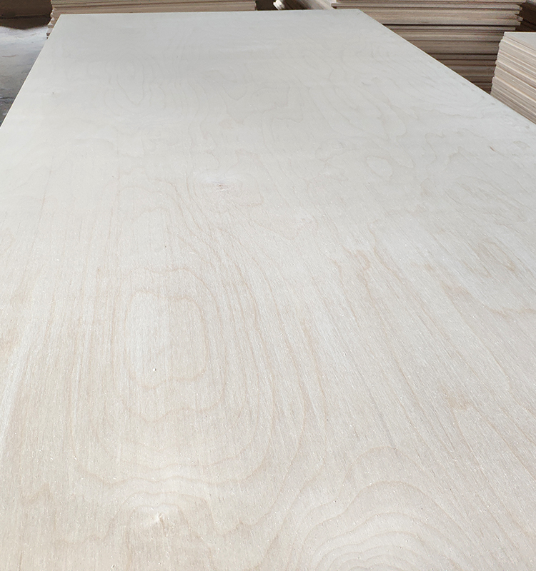 18mm laminated birch plywood