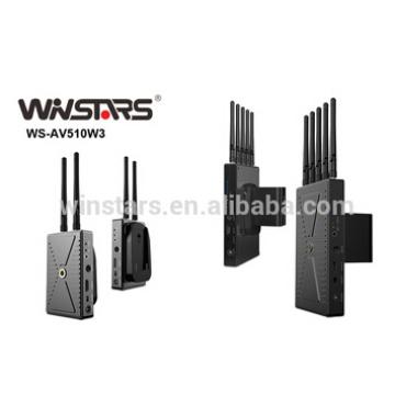 1080P drahtloser Übermittler und empfange AV Kit.wireless 5g hd av Übermittler u. Empfängerinstallationssatz