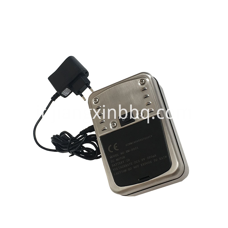 240v Ac Adapter With Stainless Steel Dural Motor
