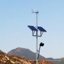 Vent solaire hybride Street Light (100W)