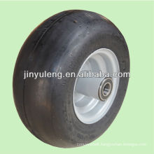 13x6.50-6 lawn mower use semi solid wheel