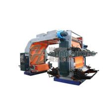 4-цветная флексографическая печатная машина (CH884)