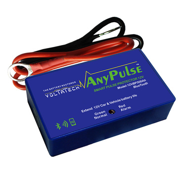12V Mobil BatteryPro Plus Bluetooth