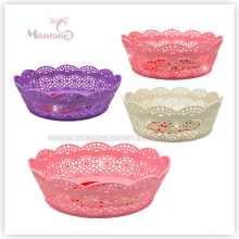 Plastic Fruit Basket, Table Storage Basket, Plastic Storage Basket