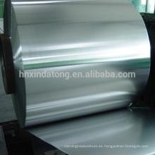 Bobinas de aluminio de cierre 8011 H14 H16