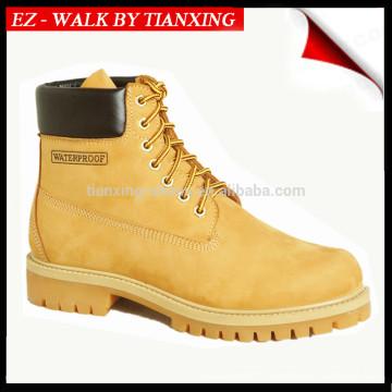 водонепроницаемая защитная обувь с натуральной кожи