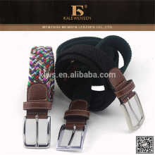Cinturones de lona personalizados de encargo que venden calientes