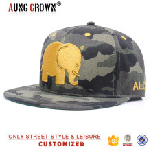 custom flat bill hats alibaba/camo flat bill caps