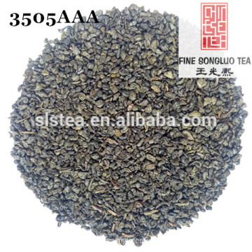 China factory green tea chunmee chai tazo