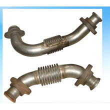 Stainless Steel Muffler Exhaust for Actros Truck