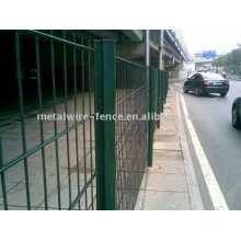 PVC Coated Double roadway Fence(factory)