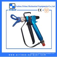 Pistola de pulverização de tinta sem ar com CE