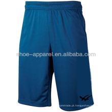 Shorts de tênis do poliéster do projeto 2014 novo para homens