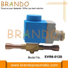 Válvula solenóide EVR6 para refrigeração e ar condicionado