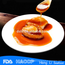 Frozen Cooked frozen chilean abalone