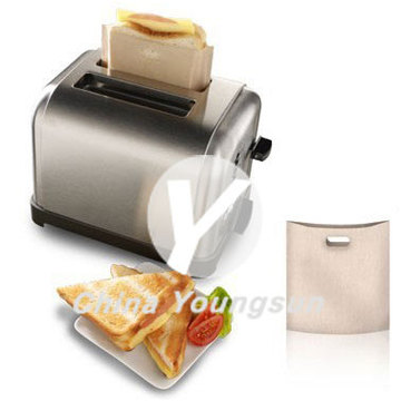 Non-stick PTFE Reusable Toaster Bag