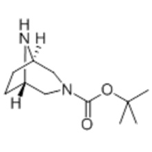 3,8-Diazabicyclo[3.2.1]octane-3-carboxylic acid, 1,1-dimethylethyl ester CAS 201162-53-0