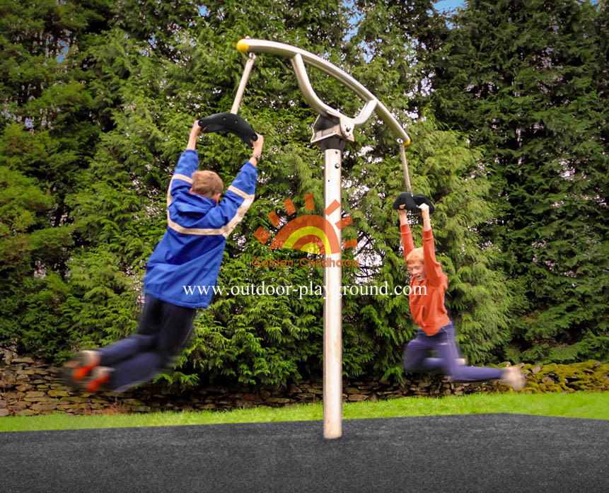 Children S Outdoor Dynamic Playground Equipment For Sale