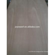 Acajou Sperrholz für Möbelverwendung