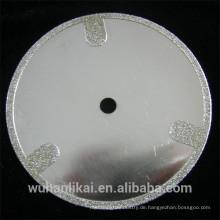 Wuhan Likai Hubei Hersteller Diamant-Spitzer Scheiben für Granit