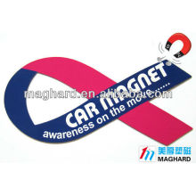 magnetic car logo stickers