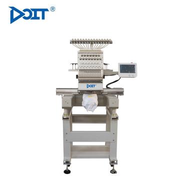 DT 1201-CS Single head computerized embroidery machine price