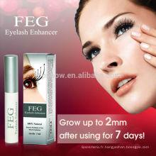 Hot Vendez produit promesse Super 7 jours grandir 2-3mm, Debutante Lash Feg épais & allongeant cils Growth Enhancer