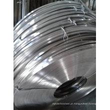 Fita laminada a frio em aço inoxidável
