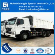 HOWO camión grande ventas calientes Sinotruk 6x4 Howo 371HP camión volquete para la venta