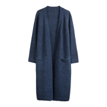 OEM Long Knitted Cardigan unissex