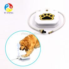 открытый крытый толстолистовую сталь керамика кошка воды фонтан крытый толстолистовую сталь керамический кот фонтан воды