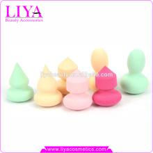 Nueva esponja cosmética productos de látex no del instrumento de la belleza de soplo caliente de la venta