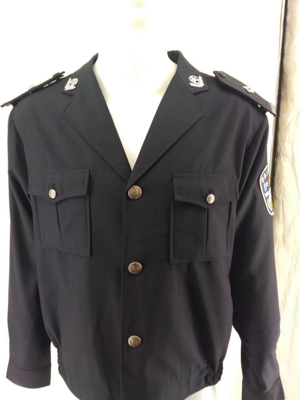 Spring Military Security Work Uniform