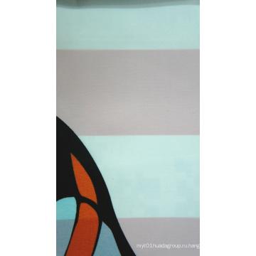 Ткань полиэфира 210d с PU покрытием