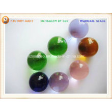 Boule de cristal et boule en verre pour la décoration ou de Promotion