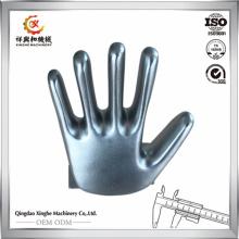 Kundenspezifische faltende Stahlbeine Stahlguss-Gießerei-Stahlgießerei