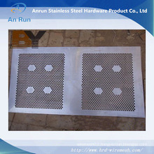 External Decorative Aluminum Perforated Metal Sheet Metal Fence