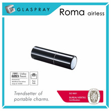 ROMA 15ml Luxury Twist up Airless Sérum Pump Bottle