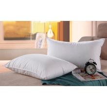 Белая хлопковая одинарная подушка (WSP-2016027)