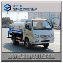 1000L 2000L Forland 4X2 Mini Wasser Tenk LKW