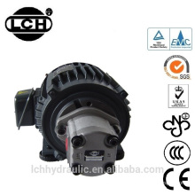 high speed function low pressure hydraulic motor