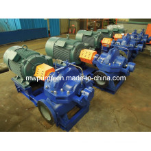 Split Case Pump with Electric Motor