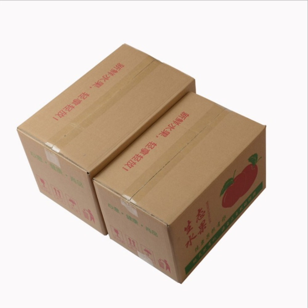 Perforated carton box