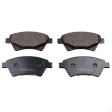 D1495 7701207184 B3501048 7701206044 410608713R 8671016184 auto brake parts for renault megane kangoo grand brake pads