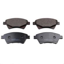 D1495 7701207184 B3501048 7701206044 410608713R 8671016184 auto brake parts for renault megane kangoo grand brake pads