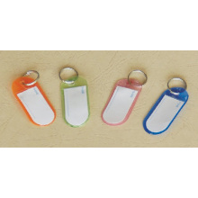 9.3 * 2,5 cm couleur translucide Key Chains