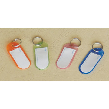5.8*2.5cm color translucent  Key Chains
