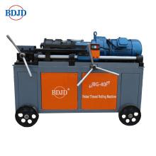Metal metallurgy machinery rebar thread rolling machine