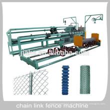 Kettenglied-Fechtmaschine