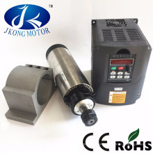 Chinese Factory High Quality 2.2kw Spindle Motor Air and Water